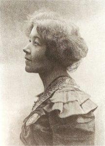 Ricarda Huch, 1904