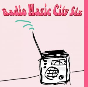 Logo von Radio Magic City Six