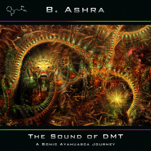 Cover: B. Ashra - The Sound of DMT