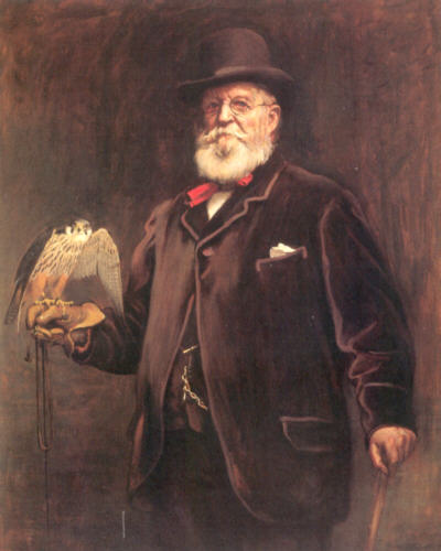 Tiermaler Joseph Wolf