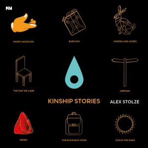 Kinship Stories. Albumcover