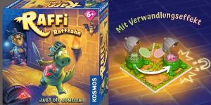 Raffi Raffzahn - Magnetspiel