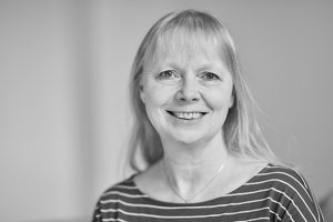 Marion Holtkamp, Referentin für PR und Öffentlichkeitsarbeit am Finnland Institut